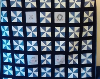 Quilt for Small Child / Wallhanging