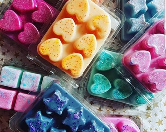 Crystal wax melt block x 3