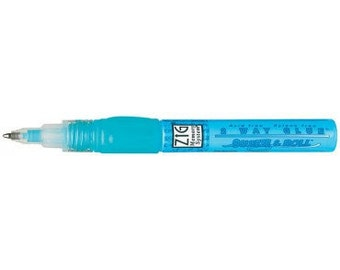 Squeeze N' Roll Zig 2 Way Glue Pen (Removable & Permanent) Adhesive by EK Success / Zig Brand