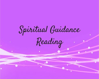 Spiritual Guidance Tarot Reading - Psychic Intuitive