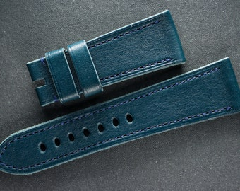 Leather Watch Strap | Calf Leather | Brusnitcyn Atelier