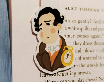 Lewis Carroll  Bookmark