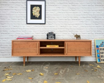 Kasse TV Stand - Solid Cherry - IN STOCK!!!