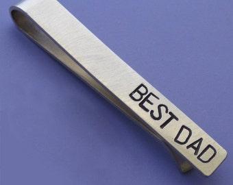 Custom Stamped Tie Clip