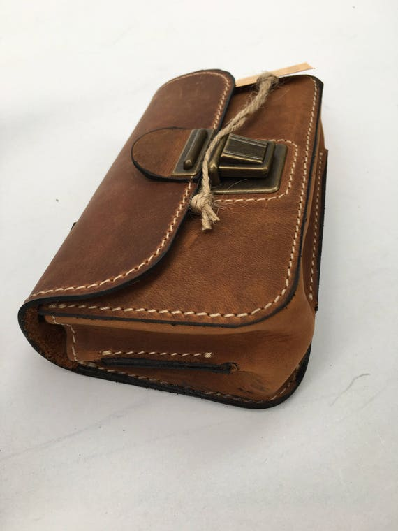 Leather iPhone 5 Case, iPhone Wallet,iPhone cover, Leather iphone sleeve, Handmade Leather iPhone 5 Case, Mens iPhone 5 case,
