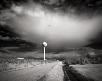 Water Tower #2, Pierron, Illinois