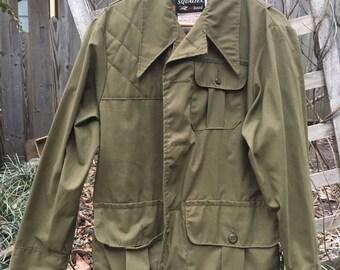 Redhead Squaltex army green hunting jacket 40 Large XL