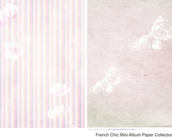 French Chic Mini Album