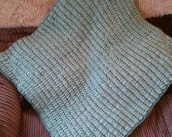 SALE Pom pom Pram Blanket