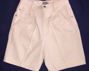 Cactus Jeans Vintage Women's Mom Jean Shorts Size 12 High Waisted