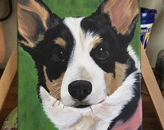 "Custom Painting (8""x10"")"