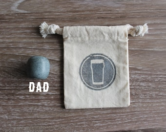 Dad's Beer Stone - Olive - Perfect Your Pint!