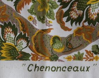 Vintage Romanex de Boussac fabric