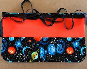 Outer Space Teacher Apron