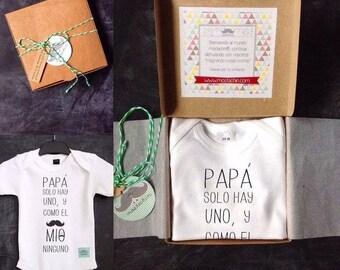 Caja+Body Papa solo hay Uno.