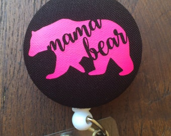 Momma Bear   - Badge Reel