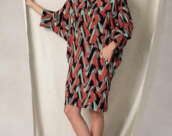 Dress sewing pattern Vogue V1482 endings