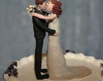 Custom Wedding Cake Toppers