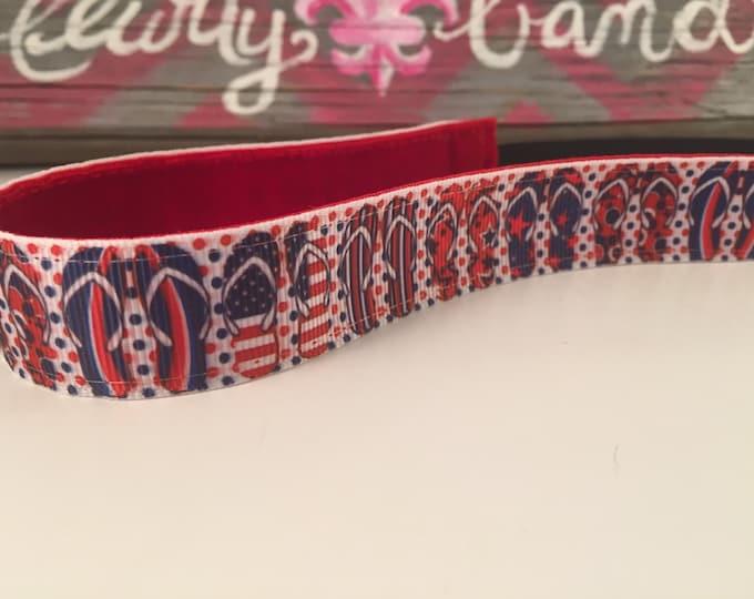 Nonslip headband|Flippin on the Fourth