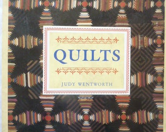 Great book of Judy Wentworth patch