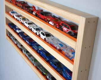 "4 Shelf Car Garage (25"" x  11"" x 1.5"")"