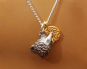Magical beast necklace