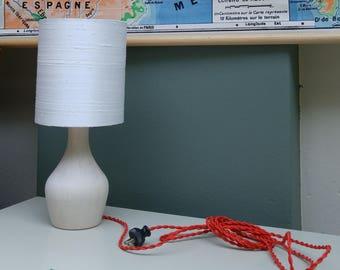 Modern Table Lamp   White Lamp   Modern Nursery Lamp   Light Wood Lamp   Accent Lamp   Bedside Lamp   Little Light   Little Miss Table Lamp