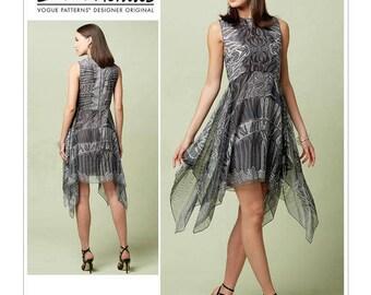 Dress sewing pattern Vogue V1547