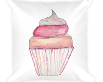 Holla Back Co. Cupcake Pillow