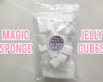 Jelly Cubes / Magic Sponge for Slime !