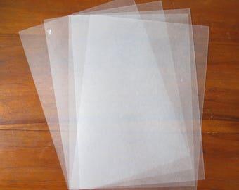 Shrink Plastic Sheet - Printable Shrink Plastic - Shrink Dink