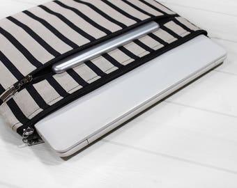 MacBook Air sleeve, MacBook sleeve 12, zippered laptop case, ThinkPad Yoga 12, laptop case, MacBook case, laptop sleeve, HP Stream case