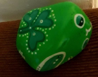 Irish Clover frog