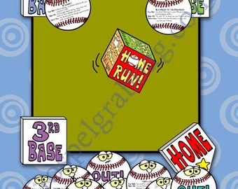"2018 MAY Weeks 1 and 2 Sharing Time ""The living prophet leads Church under the direction of Jesus Christ"" ACTIVITY Heavenly Home Run Ball"
