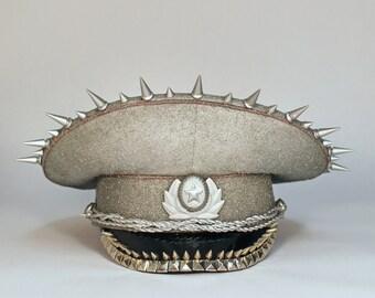 Silver Star Hat