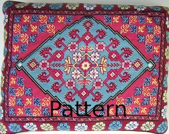 Persian Rug Chart - Pattern
