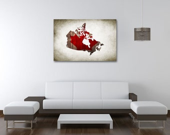 Canadian home decor | Etsy