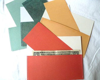 Binder Envelopes Cash System, Budget System Binder Envelope Set, Cash Envelope System Planner Envelopes