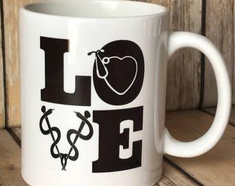 Medical Love Mug