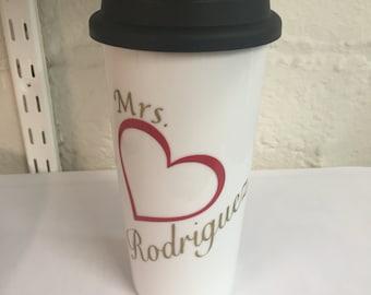 Traveling Mug - Personalized