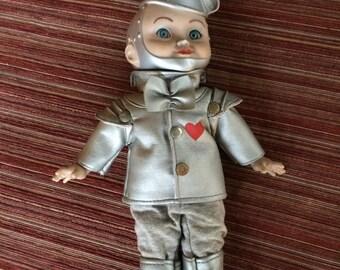 Tin Man Oz,Oz Toy,Plush Tin Man,Tin Man Doll,Tin Man Collectible,Tin Man Gift,Oz Gift,Tin Man Figure,Tin Man,Oz Figure,Wizard of Oz,Oz Doll