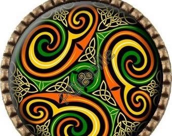Bronze pendant - Celtic (593) pendant