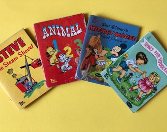 Tiny Tales Booklets