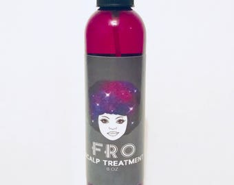Vegan scalp treatment for natural hair and Afro's- FRO, 16oz