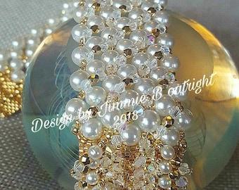 Pearl Jam Bracelet by Jimmie Boatright