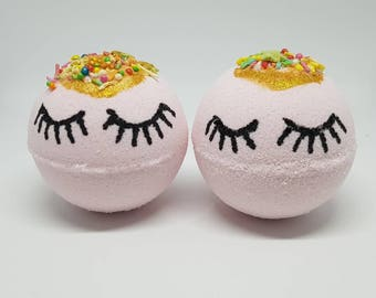 Unicorn Handmade, Natural Bath Bombs, bath fizzy, cute bath bomb