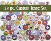 Advent Custom Jesse Tree ...