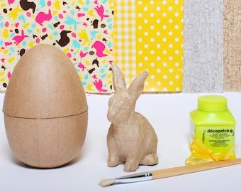 Easter Egg and Bunny Kit