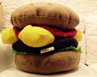 Pillow Hamburger giant Pillow