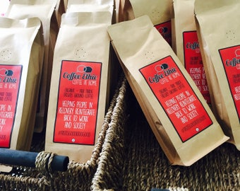 Coffee Ethic Dark Roast - Beans